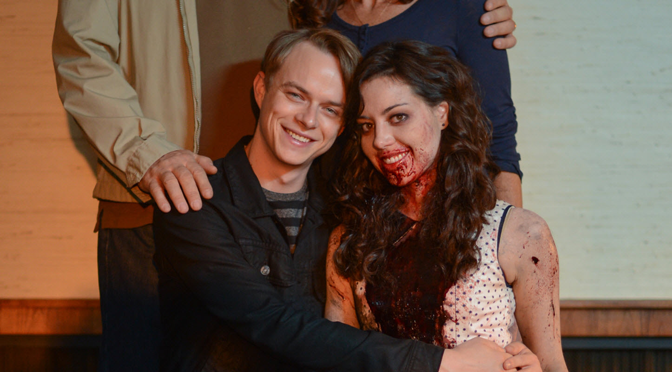 Aubrey Plaza and Jeff Baena discuss zombie comedy 'Life After Beth'