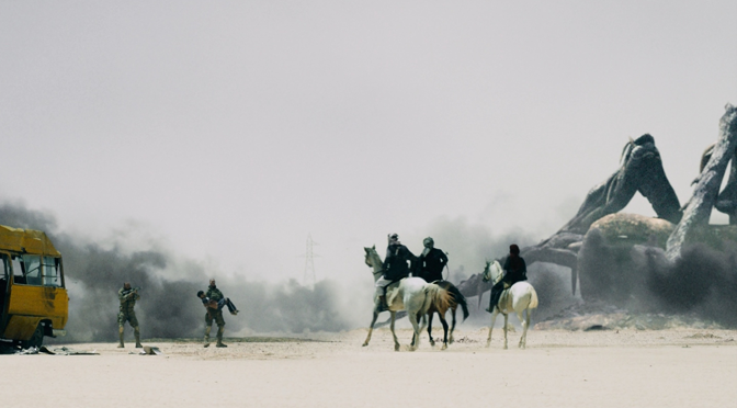 Monsters: Dark Continent (Tom Green, 2014)