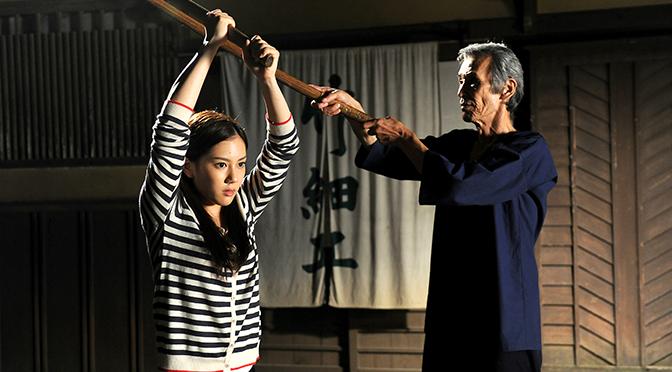 Uzumasa Limelight (Ken Ochiai, 2014)