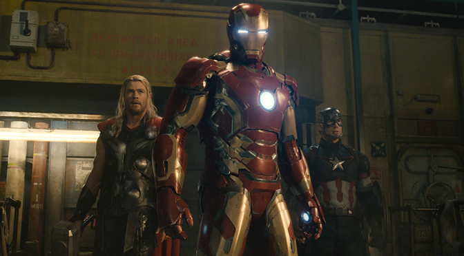 Avengers: Age of Ultron (Joss Whedon, 2015)