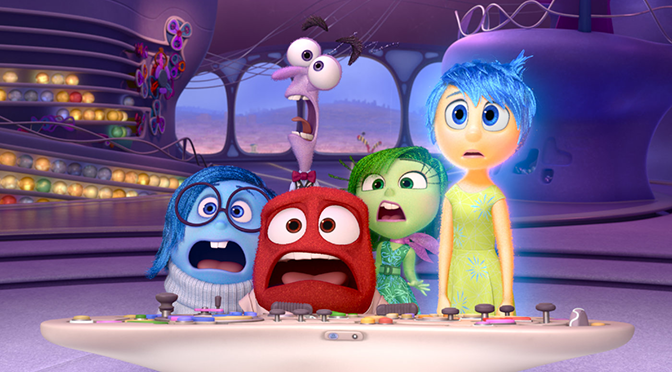 Inside Out (Pete Docter/Ronaldo Del Carmen, 2015)