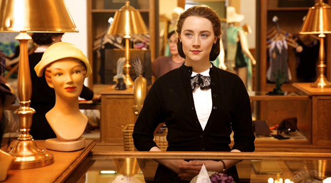 Saoirse Ronan on 'Brooklyn', family & musicals