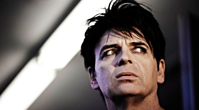 Gary Numan: Android in La La Land (Rob Alexander/Steve Read, 2016)