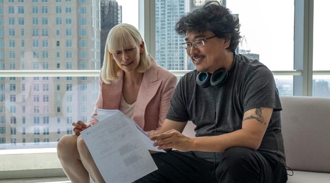 Bong Joon-ho on 'Okja' & Netflix