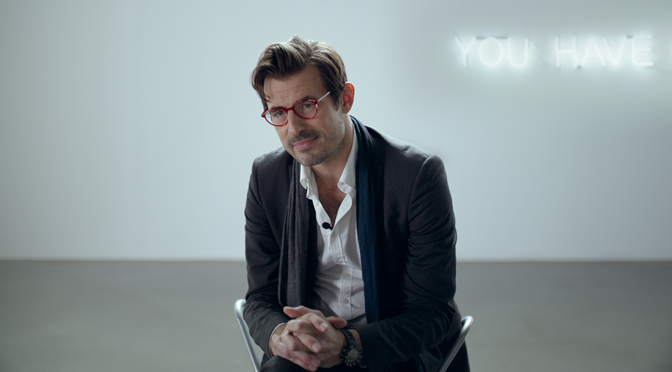 'The Square' star Claes Bang on Ruben Östlund's intensity, winning the Palme d'Or, and condom fights