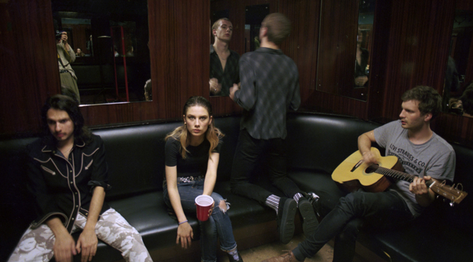 Michael Winterbottom on Wolf Alice doc 'On the Road'