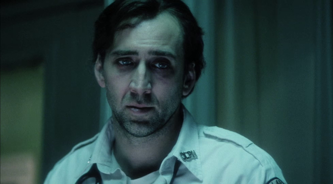 Why I love Nicolas Cage's performance in 'Bringing Out the Dead'