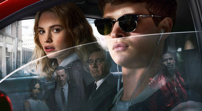 Sordid Cinema Podcast #522: Baby Driver