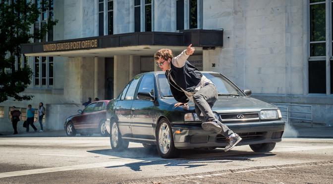 Baby Driver (Edgar Wright, 2017)