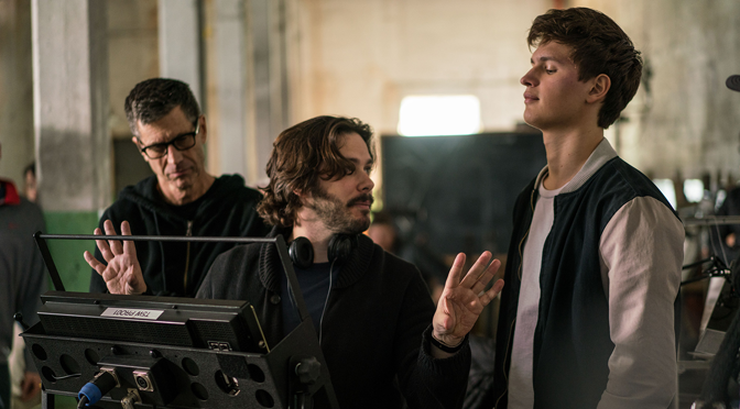 Edgar Wright on car chase thriller 'Baby Driver'