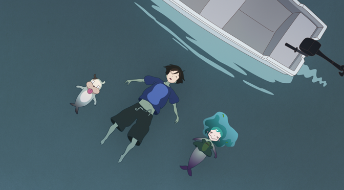 'Lu Over the Wall' director Masaaki Yuasa on mermaids, vampires, Netflix, 'Adventure Time'