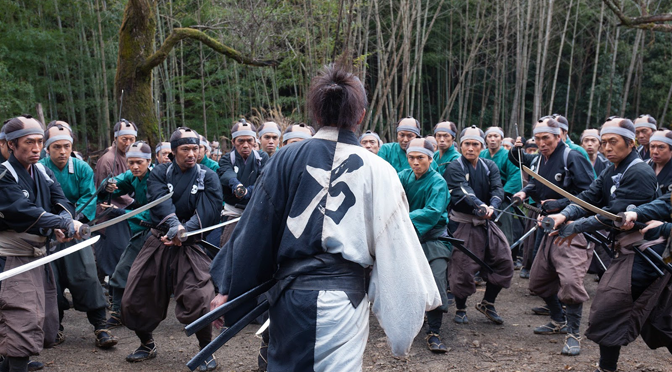 Takashi Miike on his 100th film 'Blade of the Immortal'