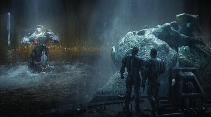 Pacific Rim (Guillermo del Toro, 2013)
