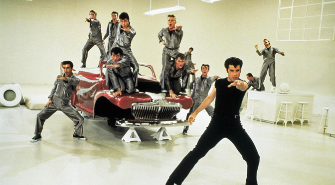 'Grease' at 40: A first-time look at a pop culture classic