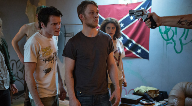 Jeremy Saulnier on punks v nazis movie 'Green Room'
