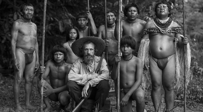 Embrace of the Serpent (Ciro Guerra, 2015)