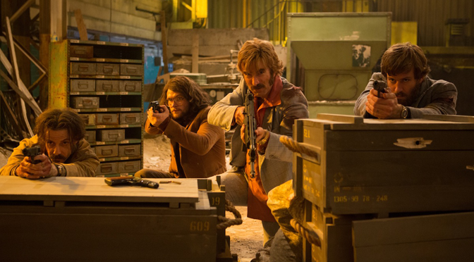 Free Fire (Ben Wheatley, 2016)