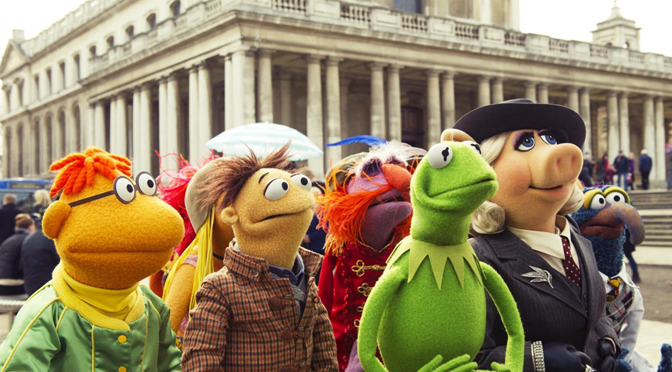 Muppets Most Wanted (James Bobin, 2014)