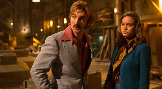 Sharlto Copley and Ben Wheatley on 'Free Fire'