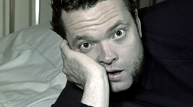 Mark Cousins on 'The Eyes of Orson Welles', documentaries and Netflix