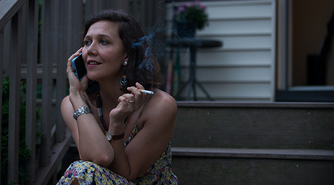 Sara Colangelo on 'The Kindergarten Teacher'