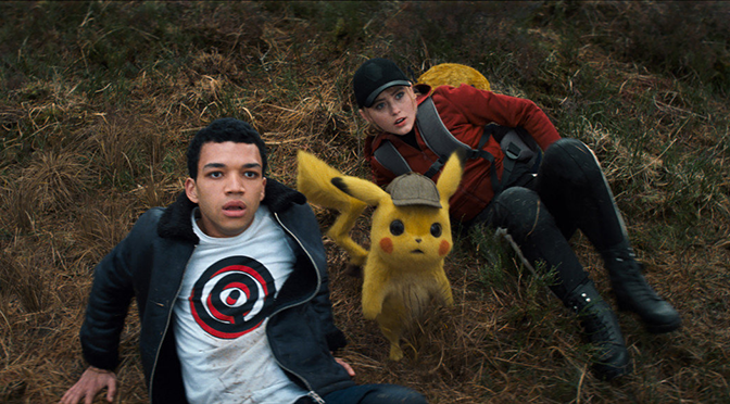 Pokémon Detective Pikachu (Rob Letterman, 2019)