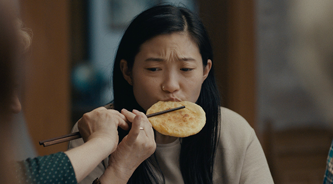 Filmmaker Lulu Wang talks laughing through the tears