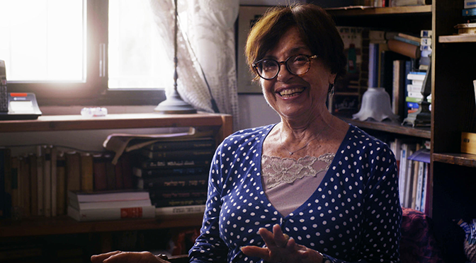 The Untold Story of the Woman Who Helped Make a Landmark Holocaust Film
