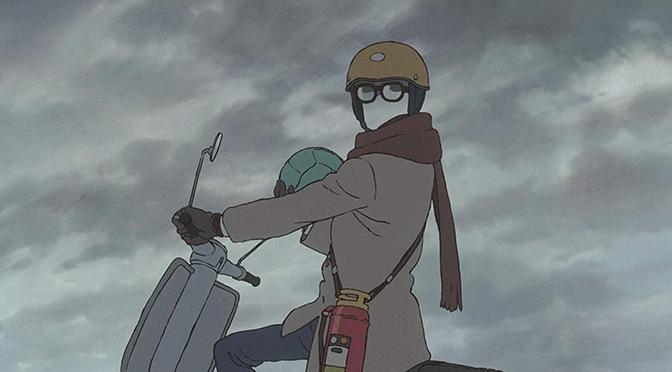 Modest Heroes (Hiromasa Yonebayashi/Yoshiyuki Momose/Akihiko Yamashita, 2018)