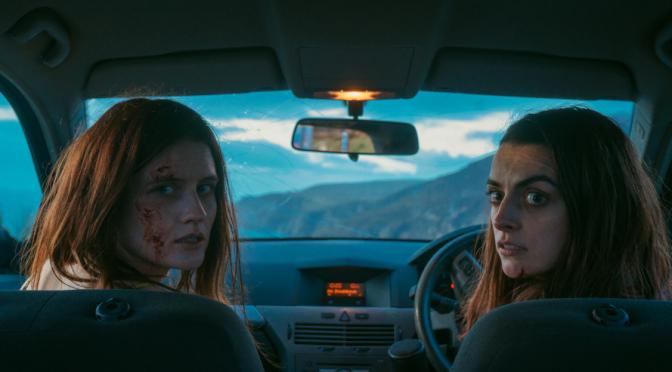 Wildfire: Cathy Brady and Nora-Jane Noone on their Irish border drama